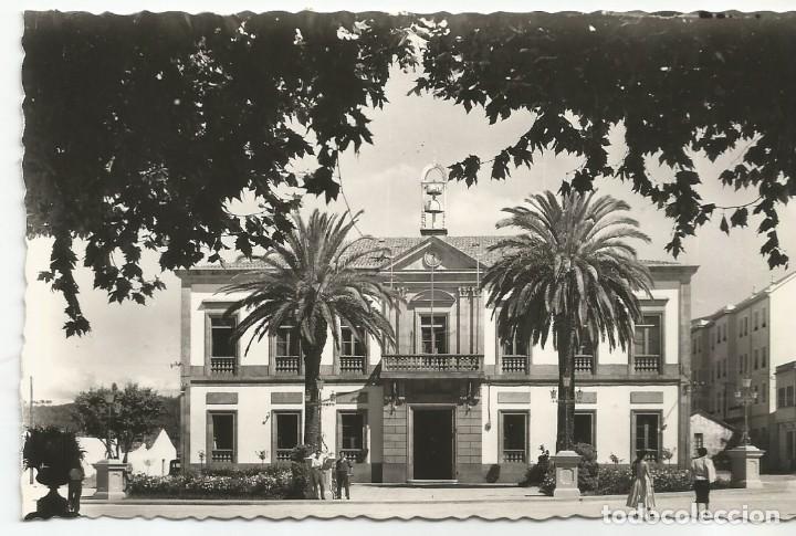 VILLAGARCÍA DE AROSA - CASA CONSISTORIAL - Nº 30 ED. ARRIBAS (Postales - España - Galicia Moderna (desde 1940))