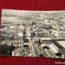 Postales: P0895 POSTAL CIRCULADA #106 LA CORUÑA VISTA GENERAL EDICIONES LUJO ZARAGOZA. Lote 160630970