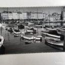 Postales: LA CORUÑA. POSTAL NO.12, DARSENA. EDITA: EDICIONES LUJO (A.1955). Lote 161032197