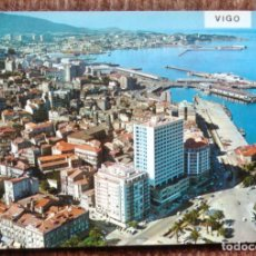 Postales: VIGO - VISTA AEREA. Lote 161207350