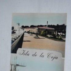Postales: ISLA DE LA TOJA . Lote 161408042