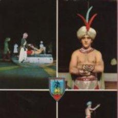 Postales - postal escuela nacional d circo - ciudad de los muchachos en orense ourense galicia nº6 graf manen - 161880434