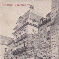 Cartoline: MONDARIZ (PONTEVEDRA) - EL ESTABLECIMIENTO. Lote 162379106
