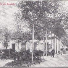Postales: VERIN (ORENSE) - BALNEARIO DE SOUSAS. Lote 162407546