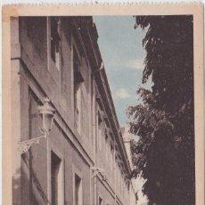 Postales: VERIN (ORENSE) - AGUAS DE CABREIROA - VISTA EXTERIOR DEL HOTEL. Lote 162408182