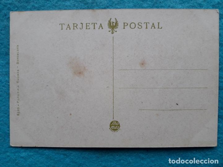 Postales: Tipos Gallegos. Vindo d´a Fonte atopei c´o á Leiteira. - Foto 2 - 164479494