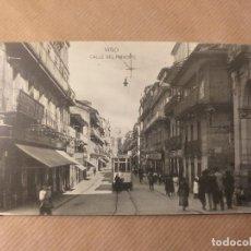 Postales: CUADERNILLO 10 TARJETAS POSTALES, CUADERNILLO DE VIGO (PONTEVEDRA) (2). MANUEL VÁZQUEZ RODRÍGUEZ. Lote 164750598