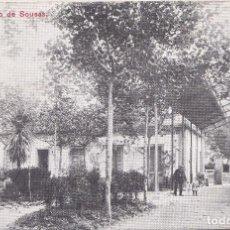 Postales: VERIN (PONTEVEDRA) - BALNEARIO DE SOUSAS. Lote 164788702