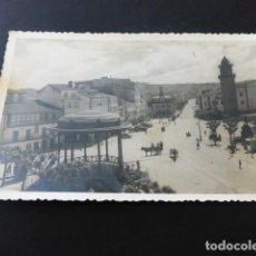 Postales: BETANZOS LA CORUÑA VISTA PARCIAL DE LA PLAZA GARCIA HERMANOS. Lote 164848706