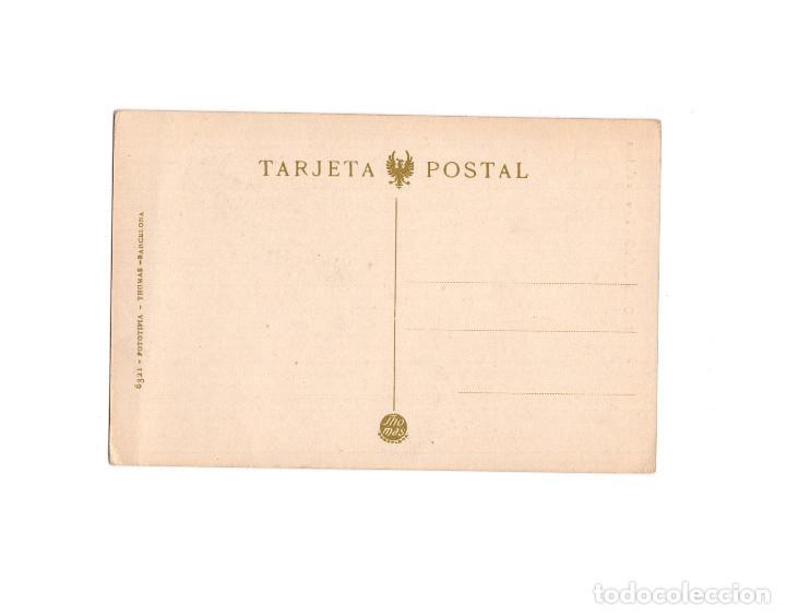 Postales: TIPOS GALLEGOS.- DE VOLTA D´A FEIRA - Foto 2 - 165395502