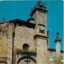 Postales: == A482 - POSTAL - ORENSE - ENTRADA SUR DE LA CATEDRAL - Nº 103. Lote 165475462