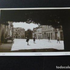 Postales: TUY PONTEVEDRA CORREDERA. Lote 165760614
