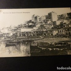 Postales: VIGO PONTEVEDRA RIBERA DE SAN VICENTE. Lote 165861482