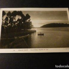 Postales: VIGO PONTEVEDRA RAMALLOSA PUESTA DE SOL. Lote 165867950