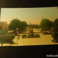 Postales: PONTEVEDRA LA ALAMEDA. Lote 165872718