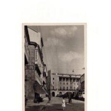 Postales: SANTIAGO DE COMPOSTELA.(LA CORUÑA).- CALLE SENRA.. Lote 165899770
