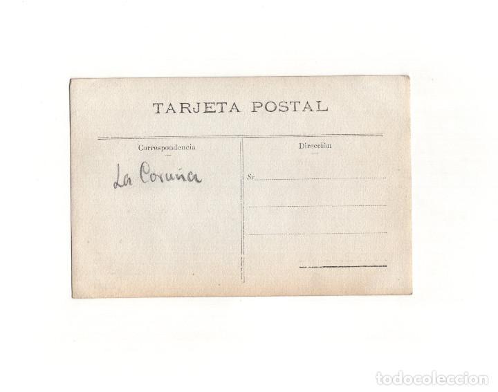 Postales: CORUÑA.- ACTO MILITAR. FOTO FERRER. POSTAL FOTOGRÁFICA - Foto 2 - 166044562