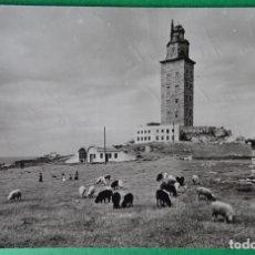 Postales: CORUÑA -TORRE DE HERCULES. Lote 166334086