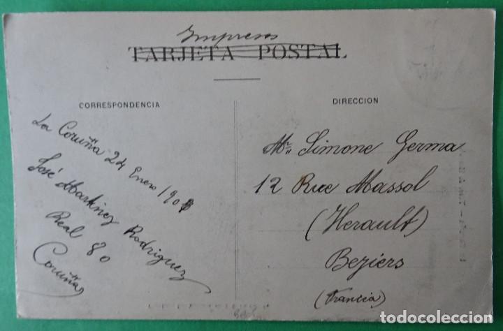 Postales: CORUÑA -TORRE DE HERCULES - Foto 2 - 166374386