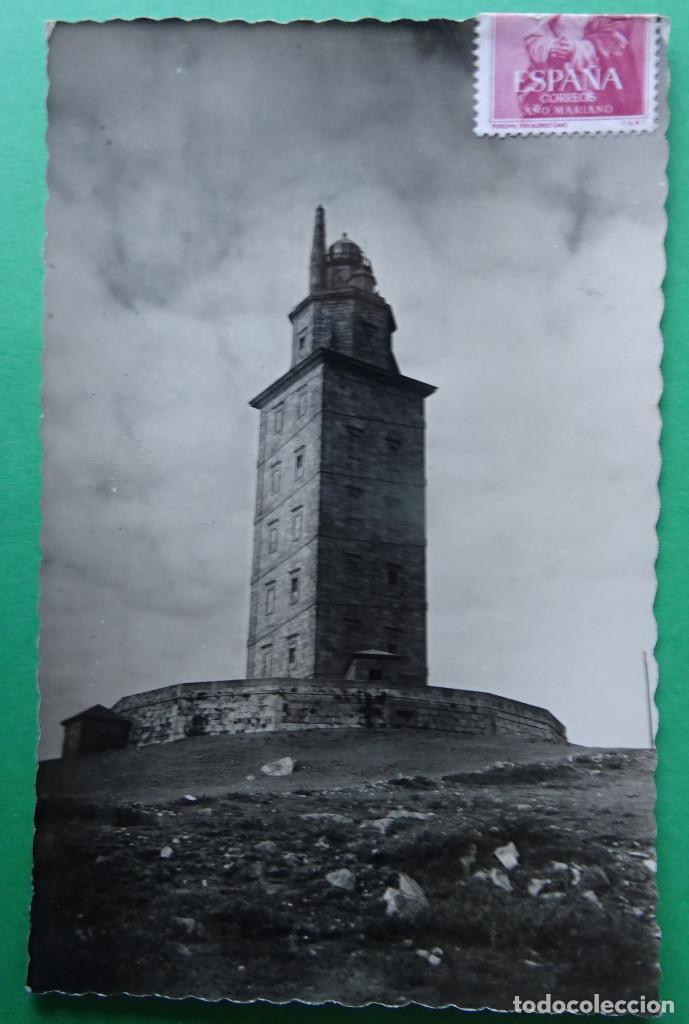 CORUÑA -TORRE DE HERCULES (Postales - España - Galicia Moderna (desde 1940))