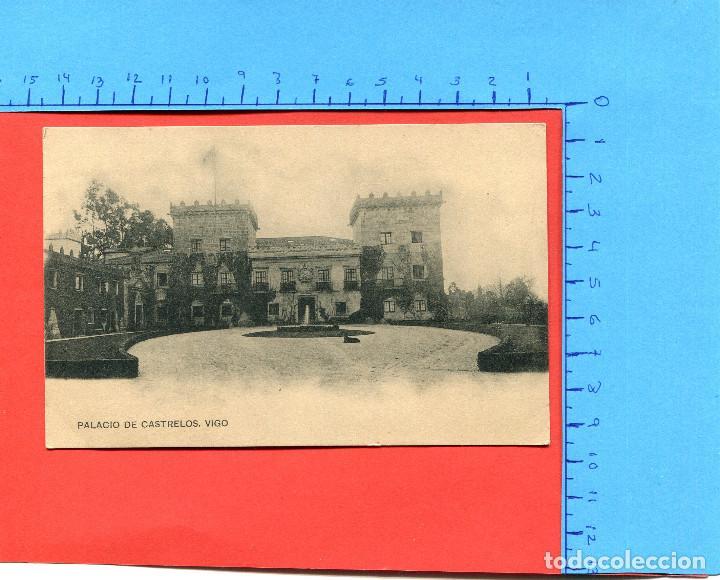 VIGO ( PALACIO DE CASTRELOS ) -- NO CIRCULADA // ( EXTR2019 ) (Postales - España - Galicia Antigua (hasta 1939))