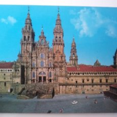 Postales: GALICIA:SANTIAGO DE COMPOSTELA.CATEDRAL.ARRIBAS.ED.SIN CIRCULAR. Lote 167028574