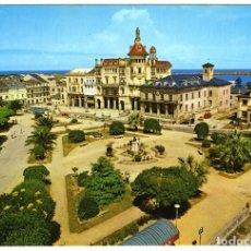 Postales: Nº 7 - RIBADEO. LUGO. PLAZA DE ESPAÑA. SIN CIRCULAR. ED. ALARDE.. Lote 167439900