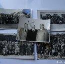 Postales: RIBADEO LUGO, LOTE DE 5 POSTALES FOTOGRAFICAS Y FOTOS FOTO SAEZ. Lote 168000785