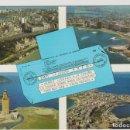 Postales: POSTAL SIN CIRCULAR LA CORUÑA 1968 TELEGRAMA ESPAÑA POST CARD. Lote 168346120