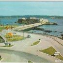 Postales: POSTAL SIN CIRCULAR LA CORUÑA PASEO DEL PARROTE CASTILLO S. ANTÓN ESPAÑA POST CARD. Lote 168347080