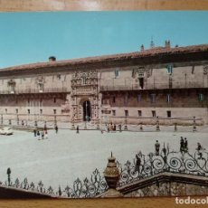 Postales: SANTIAGO DE COMPOSTELA.- HOSTAL DE LOS REYES CATOLICOS. Lote 168395164