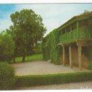 Postales: CASA MUSEO DE ROSALIA.- HIGUERA PLANTADA POR ROSALIA. Lote 168823660