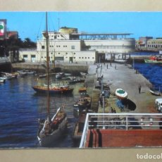 Cartes Postales: POSTAL - 27 - VIGO (PONTEVEDRA) - REAL CLUB NAUTICO - ED. FISA - ESCUDO DE ORO. Lote 169410884