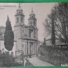 Postales: SANTIAGO DE COMPÒSTELA - IGLESIA DE SAN FRANCISCO. Lote 169600516