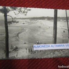 Postales: GALICIA VIGO- POSTAL FOTOGRAFICA ' PLAYA DE SAMIL ' Nº 30 EDI GARRABELLA, S/C + INFO 1S. Lote 171149923