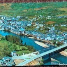 Postales: BARCO DE VALDEORRAS - ORENSE - VISTA AEREA. Lote 171168049