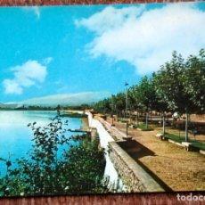 Postales: BARCO DE VALDEORRAS - ORENSE - RIO SIL. Lote 171168084