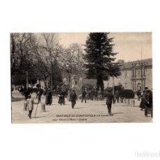 Postales: SANTIAGO DE COMPOSTELA.(LA CORUÑA).- LA ALAMEDA. HAUSER Y MENET.. Lote 171193959