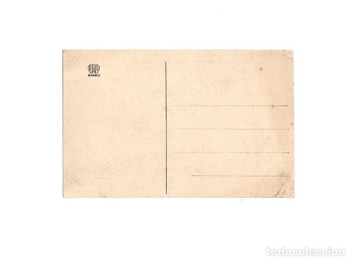 Postales: SANTIAGO DE COMPOSTELA.(LA CORUÑA).- LA ALAMEDA. HAUSER Y MENET. - Foto 2 - 171193959
