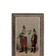 Postales: SANTIAGO DE COMPOSTELA.(LA CORUÑA).- TIPOS DEL PAIS.. Lote 171195902
