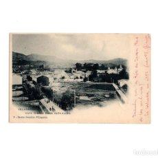 Postales: VILLAGARCIA.(PONTEVEDRA).- VISTA TOMADA DESDE VISTA-ALEGRE.. Lote 171197385