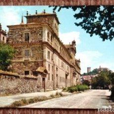 Postales: MONFORTE DE LEMOS - LUGO - CONVENTO DE LA COMPAÑIA DE JESUS. Lote 171404435