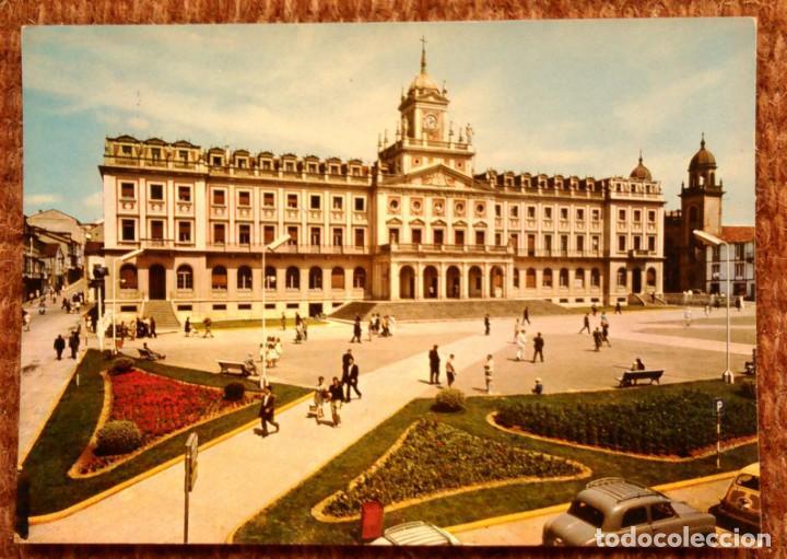 EL FERROL DEL CAUDILLO - PALACIO MUNICIPAL (Postales - España - Galicia Moderna (desde 1940))