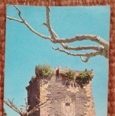 Postales: PUENTEDEUME - LA CORUÑA - TORREON DE LOS ANDRADE. Lote 171404942