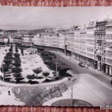 Postales: LA CORUÑA - PASEO DE LA MARINA - EDICIONES LUJO. Lote 171405083