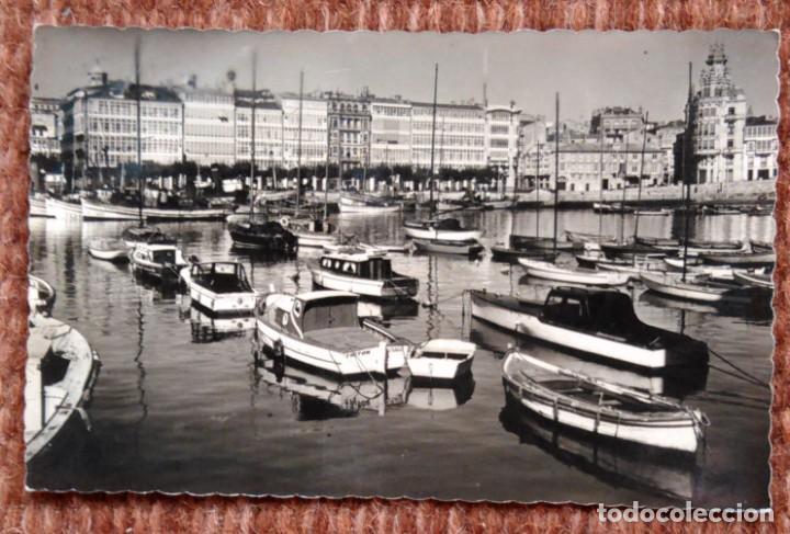 LA CORUÑA - DARSENA (Postales - España - Galicia Moderna (desde 1940))