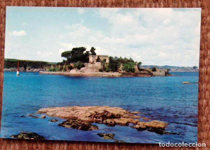 LA CORUÑA - CASTILLO DE SANTA CRUZ (Postales - España - Galicia Moderna (desde 1940))