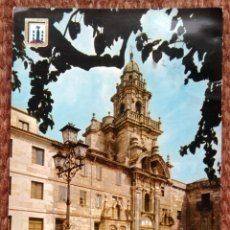 Postales: LA CORUÑA - IGLESIA DE SANTO DOMINGO. Lote 171405265