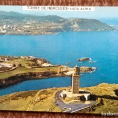 Postales: LA CORUÑA - TORRE DE HERCULES. Lote 171405453