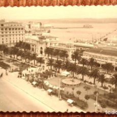Postales: LA CORUÑA - HOTEL EMBAJADOR - EDICIONES LUJO. Lote 171405509